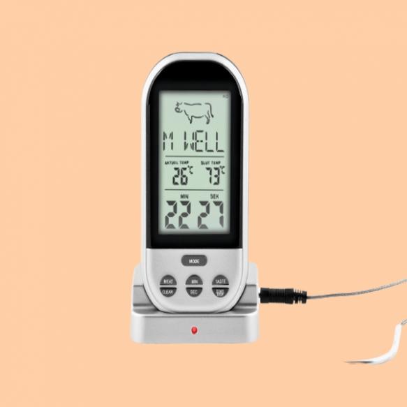 Digitale keukenthermometer